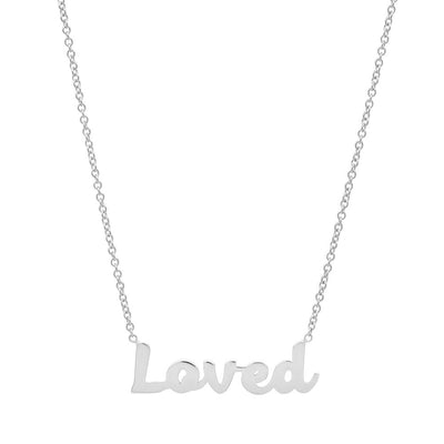Loved Necklace