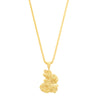 Mini Gold Nugget Pendant