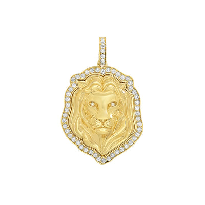 Large Diamond Lion