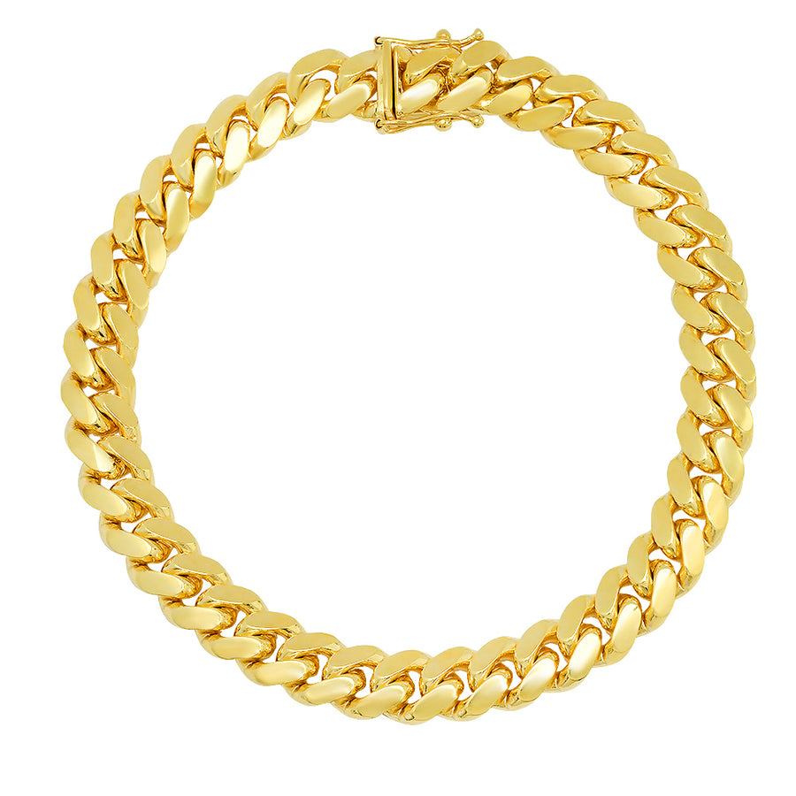 8MM Miami Cuban Link