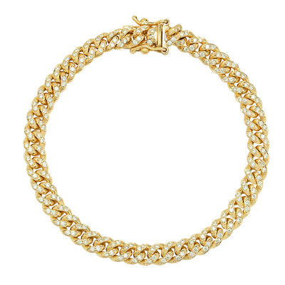 5MM Diamond Miami Cuban Link