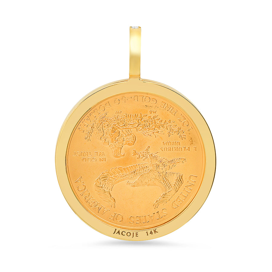1 oz Diamond American Gold Eagle