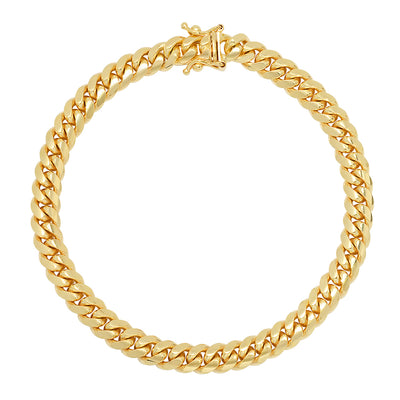 6MM Miami Cuban Link