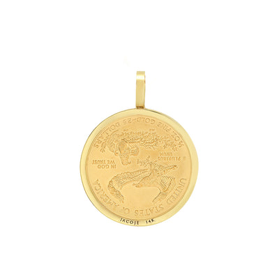 1/2 oz American Gold Eagle (Plain)