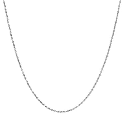 2MM Rope Chain (DIAMOND CUT)