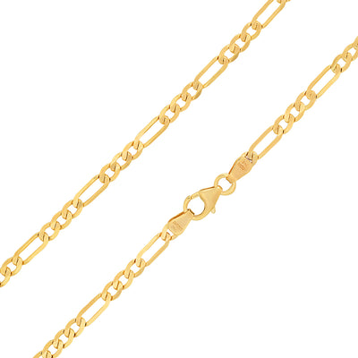 3MM Figaro Chain