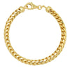 5mm Franco Bracelet (Diamond Cut)