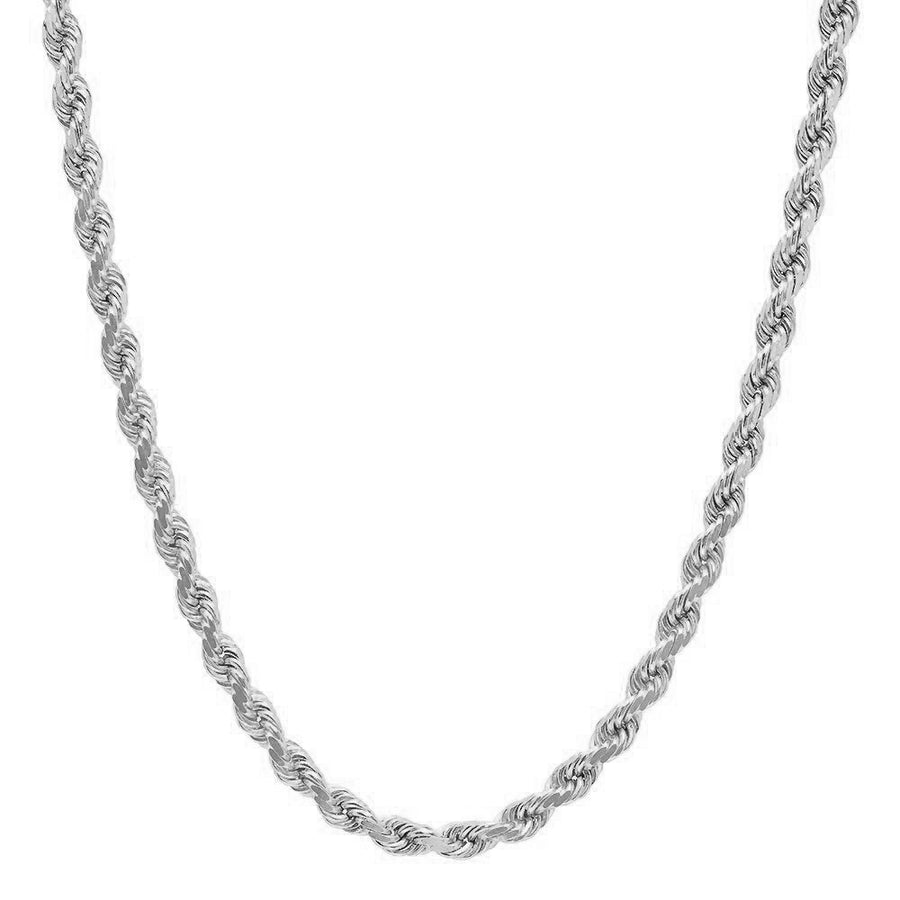 5MM Rope Chain (DIAMOND CUT)