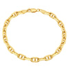 6mm anchor bracelet