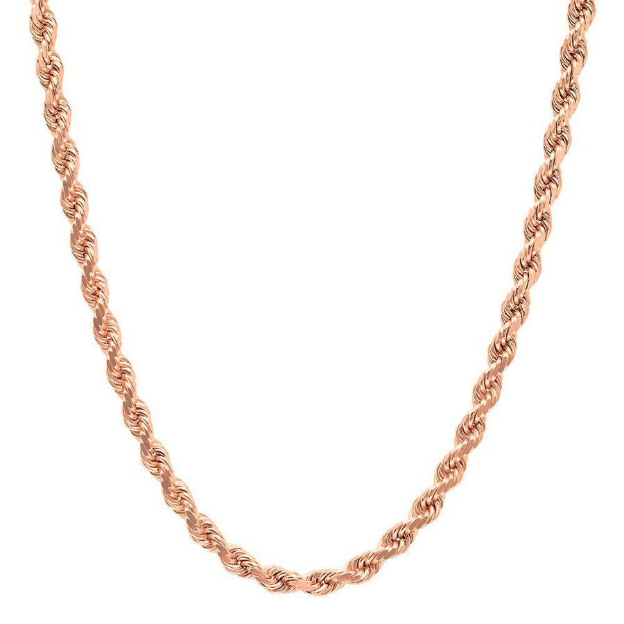 3.5MM Rope Chain (DIAMOND CUT)