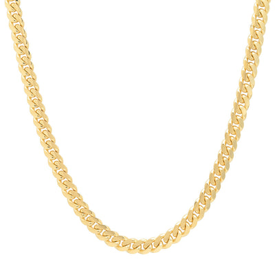 6MM Miami Cuban Link Chain