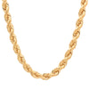 8MM Rope Chain (DIAMOND CUT)