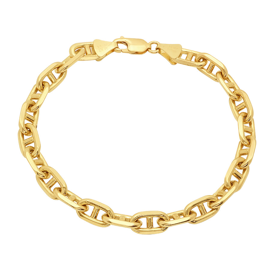 8MM Anchor Bracelet