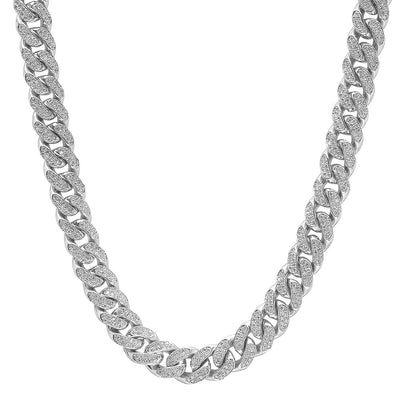 10MM Diamond Miami Cuban Link