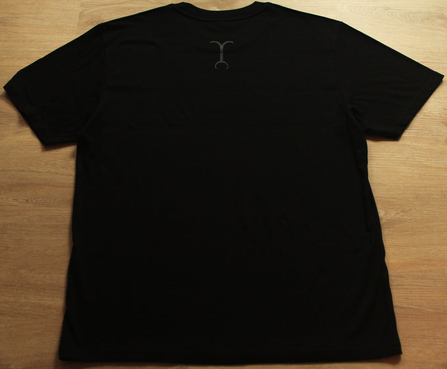 Jacoje Black on Black TEE