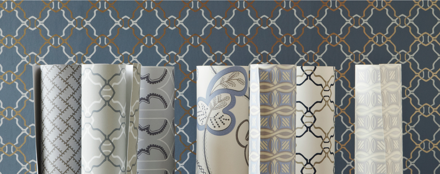 Paper Backed Fabric Wallcovering