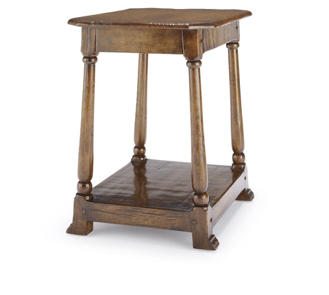 English Country Side Table (medium)