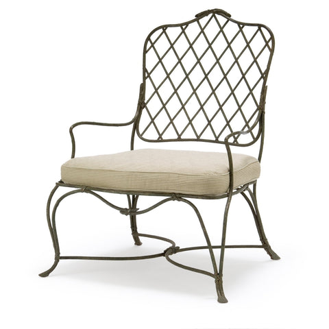 Twig Iron Armchair