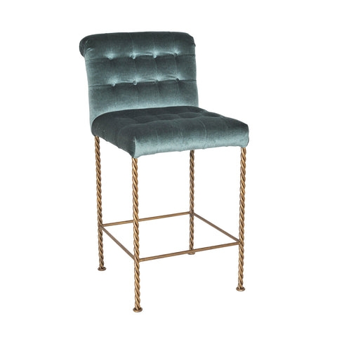Lysander - Upholstered Bar Stool