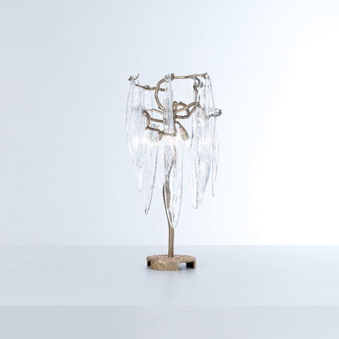 Waterfall Table Lamp