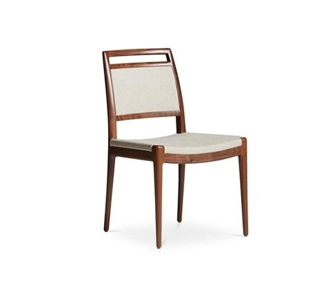 Alana Side Chair Upholstered Backrest