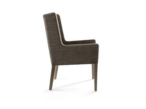Van Arm Chair With High Back