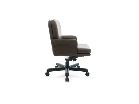 Trillium Swivel Chair with Mid Back