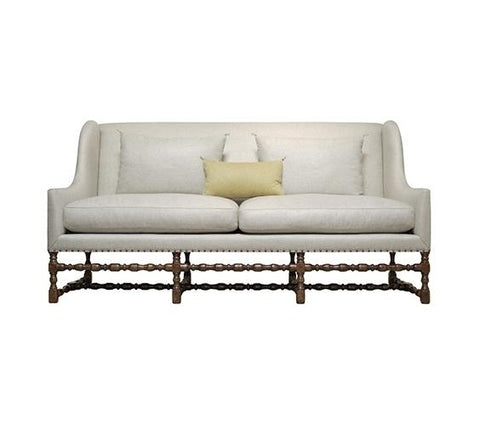 LOUIS XIII FIRESIDE SOFA