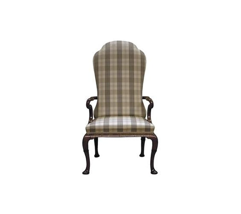 QUEEN ANNE ARMCHAIR