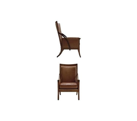 DIRECTOIRE LIBRARY CHAIR