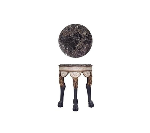LION LEG SIDE TABLE