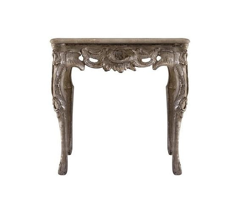 SMALL ROCAILLE SIDE TABLE