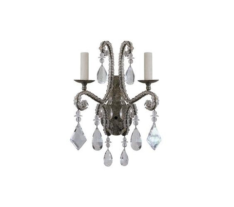 POWDER ROOM SCONCE