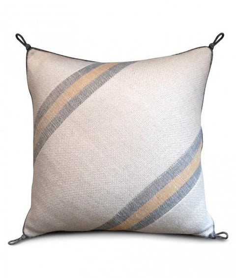 MINI DIAGONAL STRIPE PILLOW