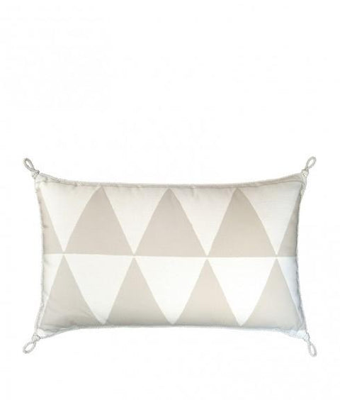 GABLES PILLOW - SELENITE