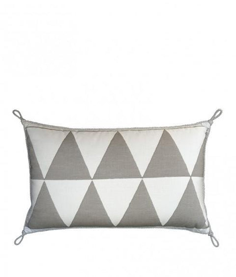 GABLES PILLOW - FOSSIL