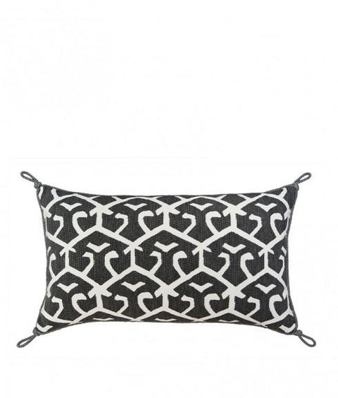 MARRAKESH PILLOW - SLATE