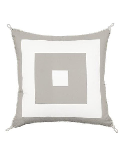 CUBED PILLOW - FOSSIL