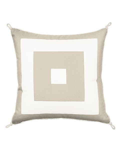 CUBED PILLOW - AMMONITE