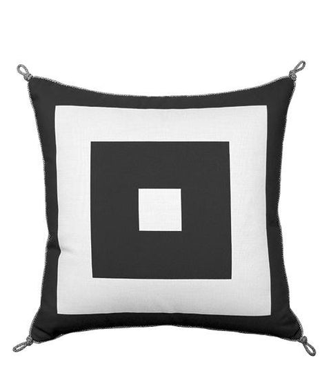 CUBED PILLOW - ONYX