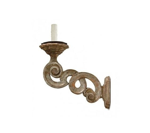 CALEDONIAN WALL SCONCE