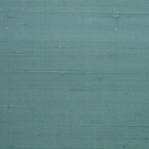 Shantung Silk - Sea Blue