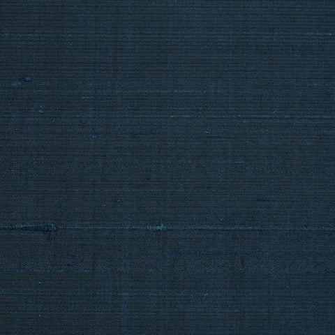 Shantung Silk - Denim