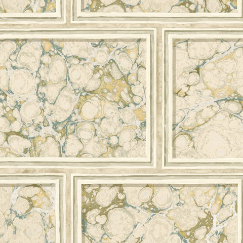 Stones Of Venice Wallpaper  - Gold