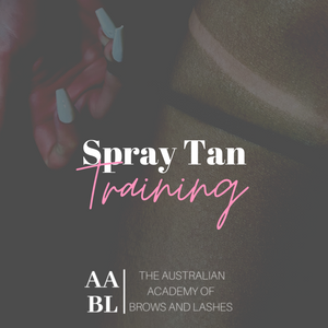 Spray Tan Training