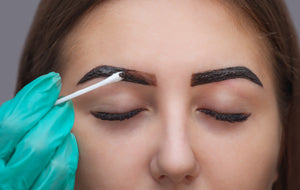 Brow sculpt training