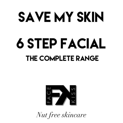 Complete facial  range - 6 Step