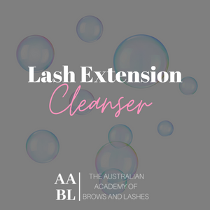 The Elegant Life - Lash Cleanser