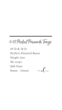 Load image into Gallery viewer, XL 0.03 12D 'Perfect Premade Collection'
