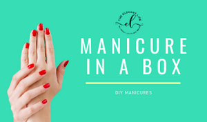 MANICURE IN A BOX 💅🏻